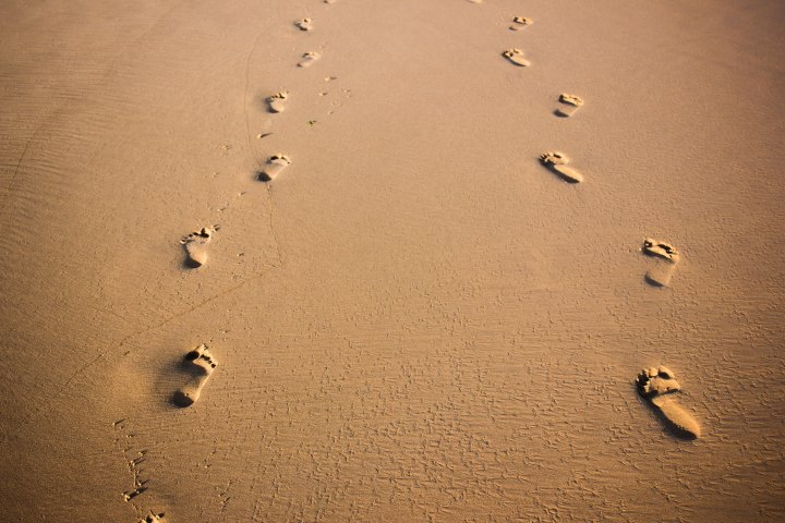 The Footprints of Love